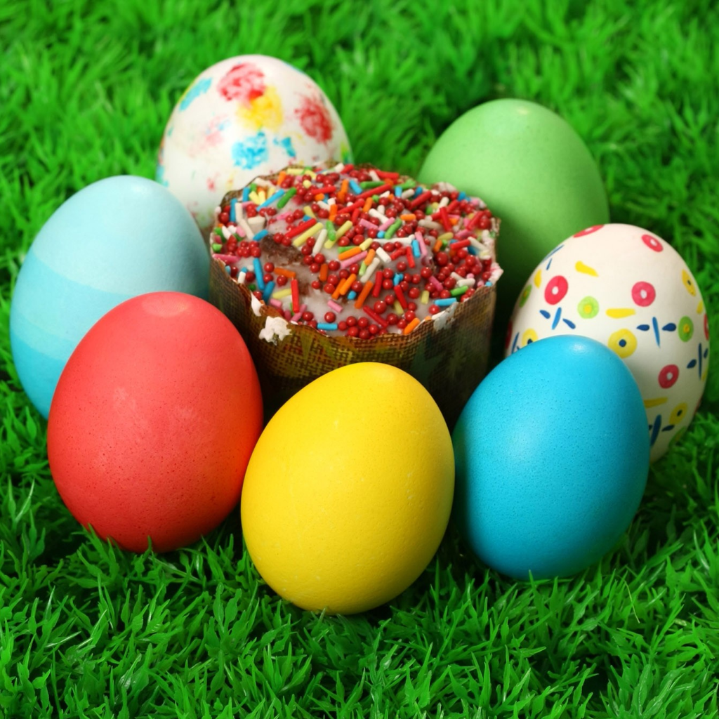 Easterballs - online easter holiday egg bunny showbag free edition
